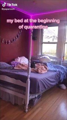 Room Design Bedroom, Room Ideas Bedroom, Home Room Design, Diy Bedroom Decor, Small Room Bedroom, Cute Diy Room Decor, Indie Room Decor, Chambre Indie, Aesthetic Bedroom