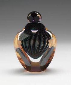 """""""Heart of the Matter"""" perfume bottle"""
