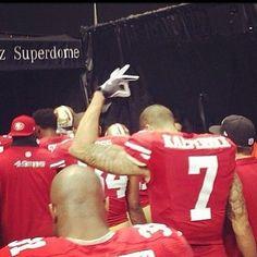 Colin Kaepernick (San Francisco 49ers), Kappa Alpha Psi