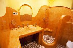 obrazok Tadelakt, Chata, Sink, Moroccan, Inspiration, Home Decor, Bath, Sink Tops, Biblical Inspiration