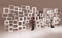 customizable bookshelves gone wild