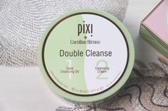 new pixi double cleanse skincare