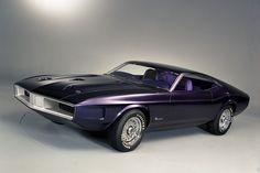 10 Mustangs que nunca existiram