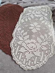 Lace Doilies, Crochet Doilies, Hand Crochet, Doily Wedding, Boho Wedding, French Country Style, French Country Decorating, Lace Centerpieces, Crochet Table Topper