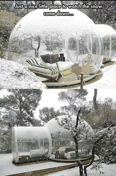 outdoors in snow \ outdoors in snow . snow day activities for kids outdoors . diy snowman for outdoors . snowman for outdoors . fake snow for outdoors . picnic in the snow outdoors Future House, My House, Outdoor Spaces, Outdoor Living, Yurt Living, Outdoor Bedroom, Diy Bedroom, Cool Ideas, Interior Exterior