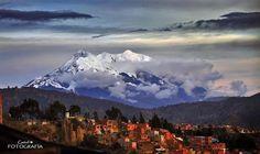 Fotos Acantilados.  Bolivia