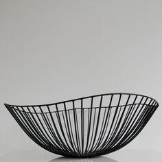 Cesira fruit basket by Antonino Sciortino
