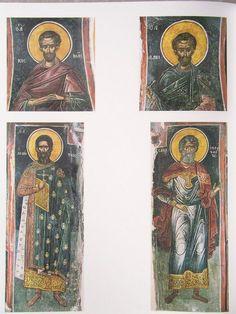 400 Saints, Painting, Art, Art Background, Painting Art, Kunst, Paintings, Performing Arts, Painted Canvas