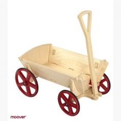 Danish by Design -  Moover Toys > Moover Prairie Wagon