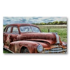 Cool Cars classic 2017: Rusty Old Classic Car Vintage Automobile Business Cards SOLD on Zazzle...  Stuff SOLD on Zazzle Check more at http://autoboard.pro/2017/2017/09/10/cars-classic-2017-rusty-old-classic-car-vintage-automobile-business-cards-sold-on-zazzle-stuff-sold-on-zazzle/