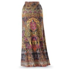 Sunset Skirt - New Age, Spiritual Gifts, Yoga, Wicca, Gothic, Reiki, Celtic, Crystal, Tarot at Pyramid Collection