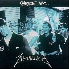 Garage Inc (Audio CD)
