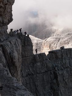 Brenta Hike Dolomiti Italy | Tim Schwegler