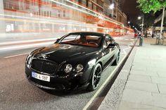 Bentley CGT Speed