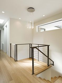 Contemporary Staircase Railing Design, Pictures, Remodel, Decor And Ideas Part 82