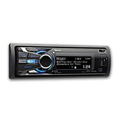 Car CD/MP3 players, single DIN and double DIN stereos, and in-dash DVD players and GPS navigation