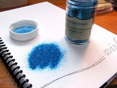 Suzie's Eclectic Scrapbook: Cheap & Easy Homemade Clear Embossing Ink