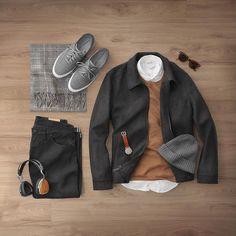 Outfit grid - Ready for autumn