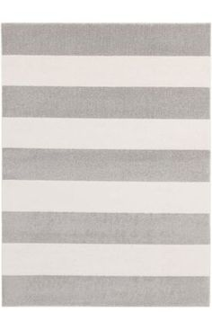 Buy the Surya Gray Direct. Shop for the Surya Gray Horizon x Rectangle Synthetic Power Loomed Stripes Area Rug and save. Textiles, Grey And Cream Rug, Minimalist Pattern, Striped Rug, Bold Stripes, Layers Design, Contemporary Rugs, Grey Rugs, White Decor