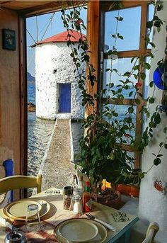 Agia Marina~Leros~Greece