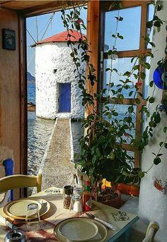 Agia Marina~Leros~Greece