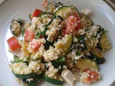 Protianemický pšenový šalát so žihľavou - obrázok 3 Potato Salad, Grains, Rice, Potatoes, Ethnic Recipes, Food, Potato, Essen, Meals