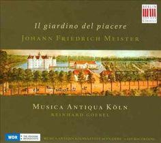Johann Meister Meister - Meister: Il Giardino Del Piacere