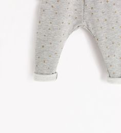 $9-  PRINTED  LEGGINGS WITH LINING from Zara