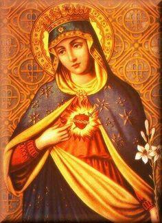 Jesus Fonte de Luz: MAIO COM MARIA: DIA 18 - Maria é realmente nossa e...