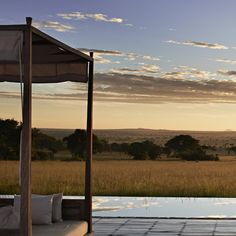 Justin Timberlake and Jessica Biel love Singita Serengeti House, Tanzania