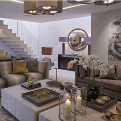 #ShareIG That moment you come across a design that takes your breath away! Designer: @laurahammett.interiors
