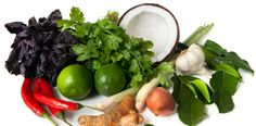 Thai ingredients: list, information and cooking/buying tips