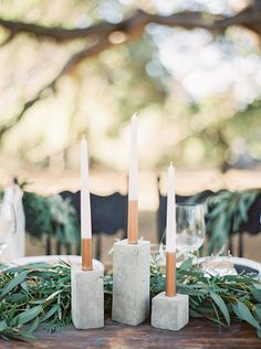 Everything you ever imagined a *dreamy* woodland wedding should be.