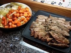 PALEO CORNED BEEF AND CABBAGE- with brine recipe and instructions