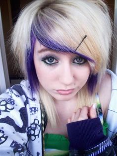 Permanent Link to : Emo girls hairstyle with bangs gallery 6