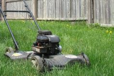 You can extend the life of your mower for many years with regular, preventive maintenance. (Photo by Katie Jacewicz)