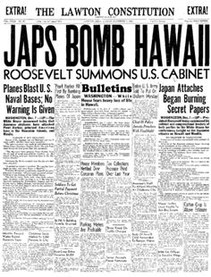Before Pearl Harbor | The Daily Perspective