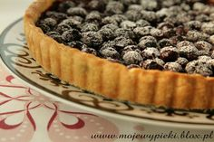 Plan for tonight - tart with blueberry :)))