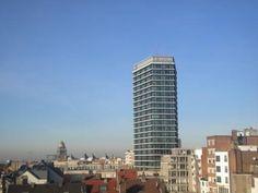 Tour Generali avenue Louise 145-159 Bruxelles-Extensions / Generalitoren Louizalaan 145-159 Brussel-Uitbreiding (photo/foto A.M. Pirlot)