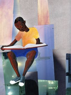 Of 3,200 children's books published in 2013, just 93 were about black people, according toa studyby the Cooperative Children's Book Center...