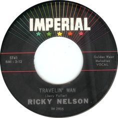 paroles ricky nelson travelin