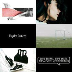 Hayden Romero Aesthetic - Teen Wolf