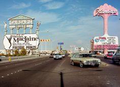 Las Vegas, 1966-1976