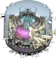 Mitter der 2020er-Jahre soll der Reaktor in Betrieb gehen. (Bild: Iter)