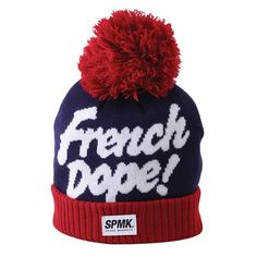 #spmk #spacemonkeys #beannie #frenchdope #bonnet #ponpon