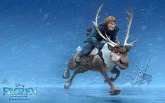 Frozen-Movie-kristoff-Sven-HD-Wallpaper