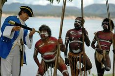 Queensland: Auf den Spuren von James Cook  (rf) Beim Cooktown Discovery Festival an Austaliens Ostküste gedenken die Einwohner der Landung des britischen Entdeckers James Cook im Jahr 1770. Der britische Entdecker landete damals an der Mündung ...  Link: http://www.reisefernsehen.com/reise-news/reise-news-aus-aller-welt/387115a3280f1820c-queensland-auf-den-spuren-von-james-cook.php
