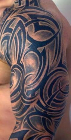images about Tattoos on Pinterest | Maori tattoos Tribal tattoos ... #maoritattoosbrazo