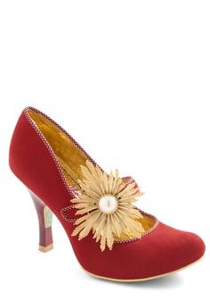 red and gold@Megan Walker