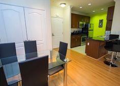 Two Bedroom Los Angeles Vacation Apartment  LALUX-2D #VacationRental #Apartments #DTLA #LosAngeles #California #USA #LA #CorporateHousing #HotelAlternative #travel #accommodation #vacation #rental #interiordesign #interior #design